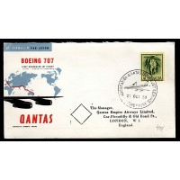 Australien, Air Mail, Qantas