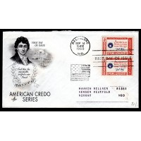 USA, Francis Scott Key, FDC