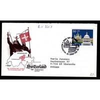 USA, 700th Anniversary Switzerland