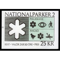 H.402, Nationalparker 2, RT + cyls 2 + knr 16475 - trippel!!!