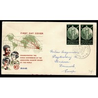 Australien, World Conference of the Associated Country Women of the World, FDC